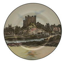Vintage 1930s Royal Doulton Scenic Rochester England Castle Series D.630... - $30.81