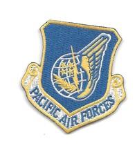 Air Force Pacific Air Forces Pacaf Hook Loop Patch - $18.04