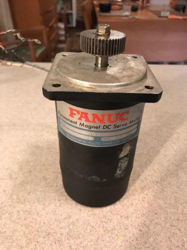 Fanuc Permanent Magnet DC Servo Motor Type and 50 similar items