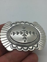 Vintage Native American and sterling silver pin brooch!!! - $50.25