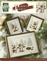Painted Ponies Cross Stitch Pattern Booklet True Colors BCL10027 - $4.99