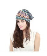 Multi Use Fashion Beanie Perfect for Any Season Choice of Colors - $9.99
