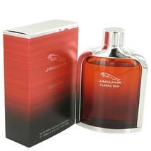 Jaguar Classic Red by Jaguar Vial (sample) 3.4 oz Eau De Toilette Spray - $17.56