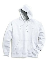 Champion Men's Powerblend Sweats Pullover Hoodie White CS0889-045 - $45.00