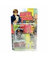 Austin Powers action figure toy Mcfarlane Mike Myers Dr Evil Mini Me sen... - $39.55