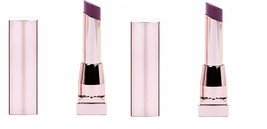 2 PACK Maybelline Color Sensational Shine  Lipstick Makeup, Berry Blackmail, - $14.99