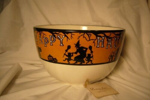 Bethany Lowe Happy Haunting Halloween Bowl