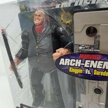 Marvel Legends Face-Off Arch-Enemies DAREDEVIL VS. KINGPIN Toy Biz NIB Comic image 8
