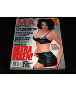 Maxim Magazine For Men March 2000 Playboys Jenny McCarthy Back In Black ... - $12.25