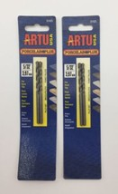 "(New) ARTU USA 01425 5/32"" Porcelain + for Hard Tile Carbide Drill Bit Pack of 2 - $28.70"