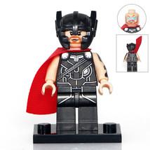 Custom Thor Minifigure Ragnarok Movie Marvel Fits Lego UK Seller - $3.49