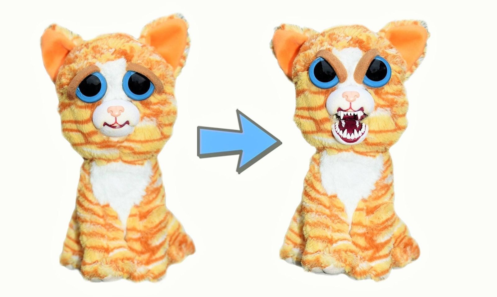 """Stuffed Animals  """"Princess Pottymouth"""" Feisty Pets by William Mark"""