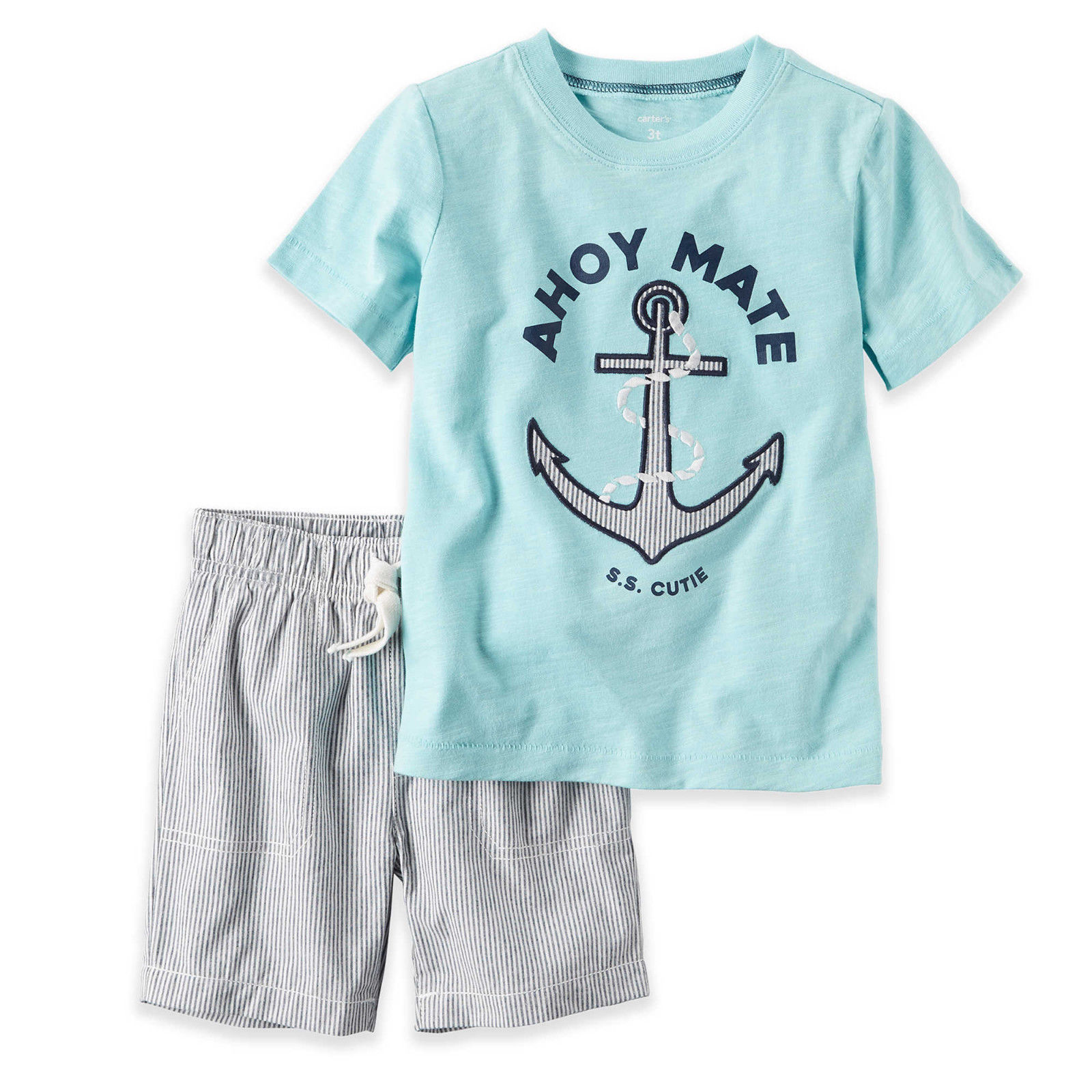 e9456a73861be Carter's Infant Boys 2pc T-Shirt& Shorts Set and 50 similar items