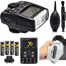 Opteka TTL Flash Kit for Olympus OM-D E-M1 E-M5 E-M10 E-PL7 E-P5 E-PL5 E... - $69.95