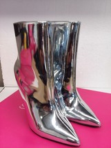 Shoedazzle BREANNE Stiletto Heel Bootie Size 7 - $35.76