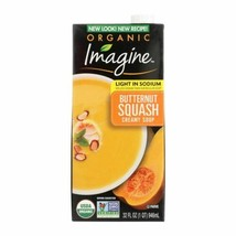 Imagine Foods Butternut Squash - Creamy Soup - Case Of 12 - 32 Oz. - $81.97
