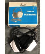 Vintage Rystl Model SH-401 6 OHM Headphones - New in Box - $19.79