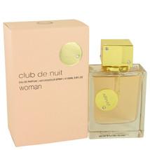 Club De Nuit by Armaf 3.6 oz / 106 ml EDP Spray for Women - $32.66