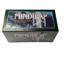 Vintage Pressman 1996 Mindtrap Card Game Challenge the Way You Think! NEW - $24.14