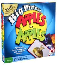 Mattel Big Picture Apples To Apples Game - $44.99