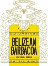 Maya Mike's Belizean Barbacoa All Purpose Hot Sauce, Medium Heat, 10 oz.... - $14.88