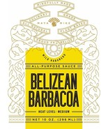 Maya Mike's Belizean Barbacoa All Purpose Hot Sauce, Medium Heat, 10 oz.... - $14.44