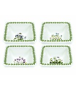 New Portmeirion Botanic Garden Square Bowl, Mini, Set of 4 - $49.49