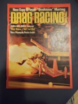 "Vintage July 1974 Issue Of DRAG RACING Magazine Gapp & Roush ""Breakaway""... - $17.81"