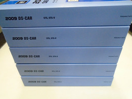 2009 GM CADILLAC STS S T S Service Shop Repair Workshop Manual Set FACTO... - $316.75