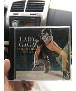 Lady Gaga Poker Face Remixes CD - $18.69