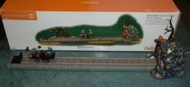 Dept 56 53156 Halloween Decoration Haunted Coal Car Village Accessory Wi... - $237.64
