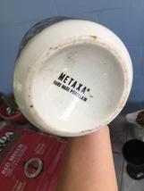 Hand painted porcelain vase - $17.00