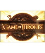 Game of Thrones Opening Sequence Logo Image Refrigerator Magnet NEW UNUSED - $3.99