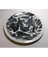 Wedgwood New England Industries Lobstering Plate by Clare Leighton - $79.18