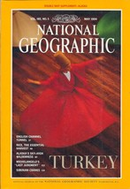 National Geographic Magazine May 1994 Supplement Not Included - $3.99