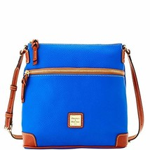 Dooney & Bourke Pebble Crossbody- French Blue