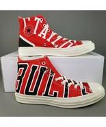 Converse Chuck 70 Hi x NBA Chicago Bulls Game Day Shoes Size 11 Mens 191... - $467.49