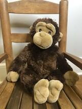 "Koala Baby Brown Monkey 16"" Plush Stuffed Animal Toy Babies Toys R Us - $19.79"