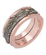 Stephen Webster 925 Sterling Silver London calling spinner Ring Size 10 ... - $185.54