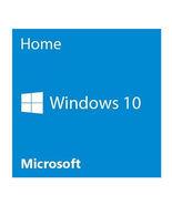 Windows 10 Home 32/64-Bit Full Retail Edition Full Edition Lifetime - $19.99