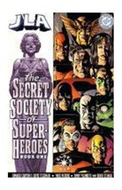 JLA Secret Society Of Super Heroes 1 DC 2000 NM Elseworlds - $6.22