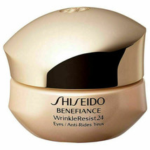 Shiseido Benefiance Wrinkle Resist 24 Intensive Eye Contour Cream 15 ml ... - $62.90