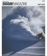 Diggin'MAGAZINE #6 GOOFY ISSUE Japanese Snow Board Book - $37.00