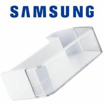 Bottom Left Door Shelf Bin For Samsung RF263TEAESG/AA RF263BEAEWW/AA RF2... - $117.99