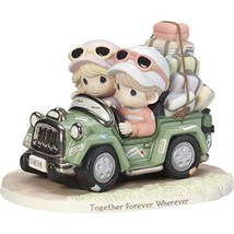 Precious Moments Limited Edition Together Forever Wherever Couple In SUV... - $145.00