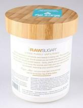 Raw Sugar Body Scrub raw Coconut + Mango LARGE 20 oz Exfoliate Smooth Revive image 2