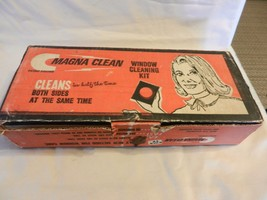 Vintage Magna Clean Window Cleaning Kit in Original Box - £28.98 GBP