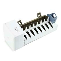 Refrigerator Ice Maker Assembly Whirlpool ED5PVEXWS14 ED5KVEXVB07 ED5VHE... - $194.99