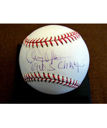 CLEON JONES 1969 WS CHAMPS NEW YORK METS OF'ER SIGNED AUTO OML BASEBALL JSA - $89.09