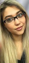 New Mikli by ALAIN MIKLI M 0820 01 52mm Semi-Rimless Women's Eyeglasses Frame - $99.99
